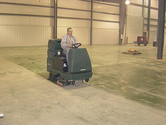 industrial cleaning services Fort Wayne, IN